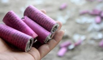 Quảng Ninh: Một trường hợp nhập viện do tự chế pháo nổ