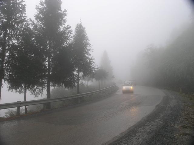 Nhịp sống vùng cao Sa Pa trong giá lạnh 0 độ  - 10