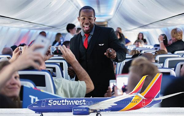 Mở đường bay thẳng tạo ra những ưu thế không ngờ trong vận hành và phân phối sản phẩm cho Southwest Airlines.