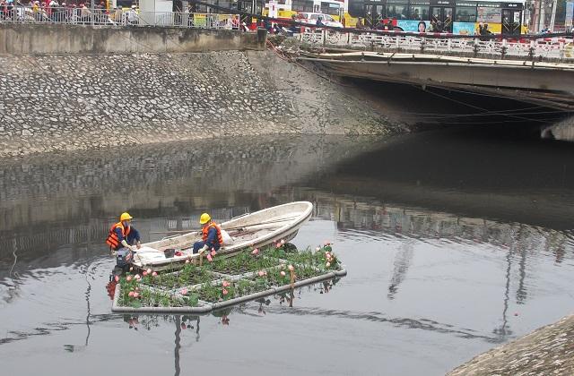 Hai nhiệm vụ cấp bách để hồi sinh sông Tô Lịch
