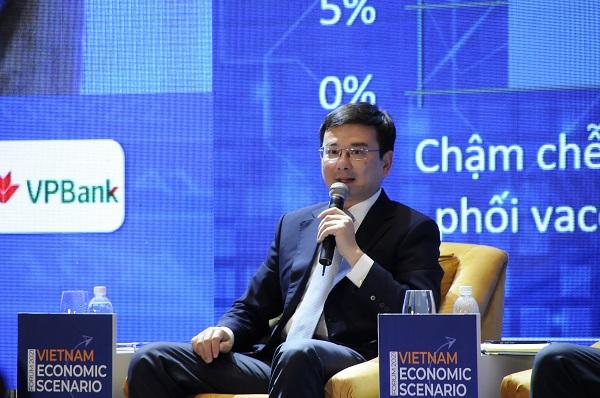 ông Phạm Thanh Hà - Vụ trưởng Vụ Chính sách Tiền tệ, Ngân hàng Nhà nước.