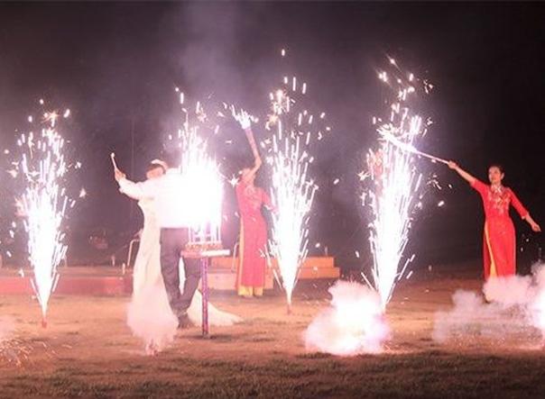 """Bộ Công an giúp người dân phân biệt loại """"pháo hoa"""" được phép đốt"""