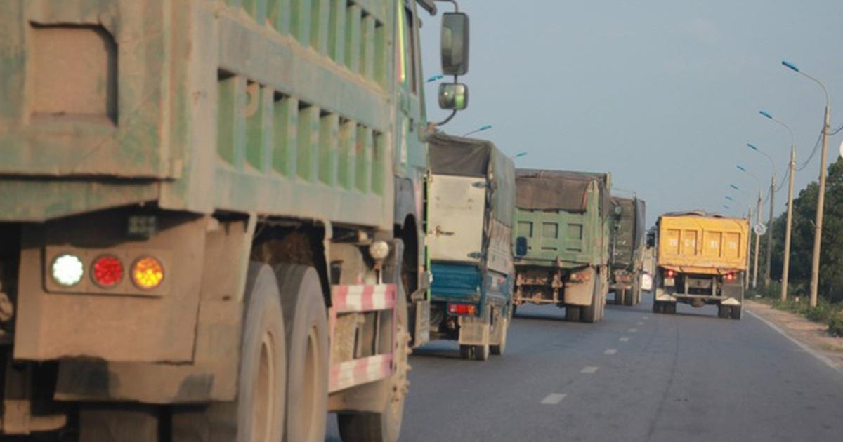 Hơn 14.000 xe quá tải bị xử lý, nộp phạt trên 160 tỷ đồng