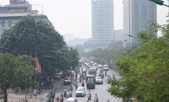 Chất lượng không khí ở ngưỡng báo động, ảnh hưởng đến sức khỏe