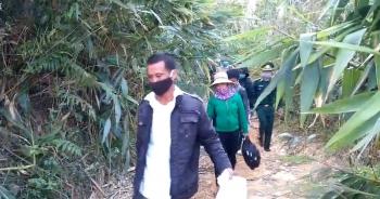 """Phát hiện 6 người """"băng rừng"""" nhập cảnh trái phép vào Việt Nam"""