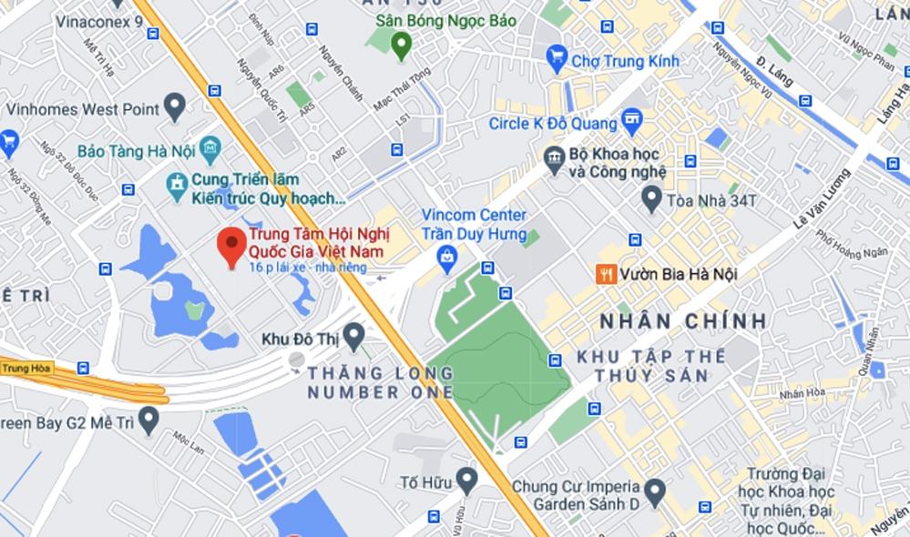 Hà Nội tạm cấm hơn 20 tuyến đường phục vụ Đại hội Đảng