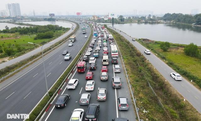 Đề xuất mở rộng tới 10 làn xe trên cao tốc Pháp Vân - Cầu Giẽ - 1
