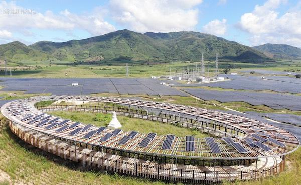 Chỉ trong vòng 4 tháng, Nhà máy điện mặt trời Hoà Hội (Phú Yên) đã bị thiệt hại 18 tỷ đồng do bị cắt giảm công suất.