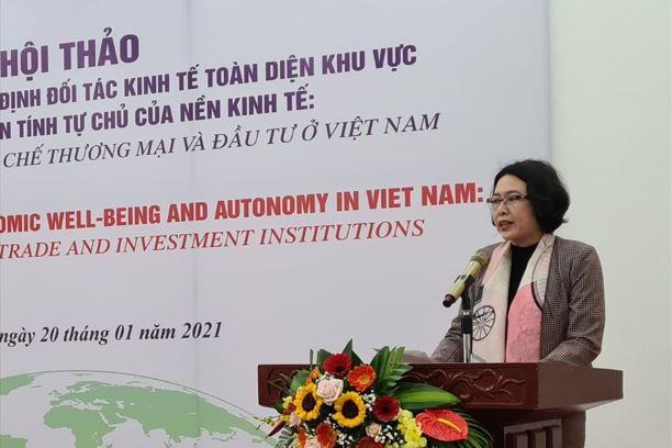 Thực thi RCEP, nền kinh tế Việt Nam đối mặt nhiều thách thức