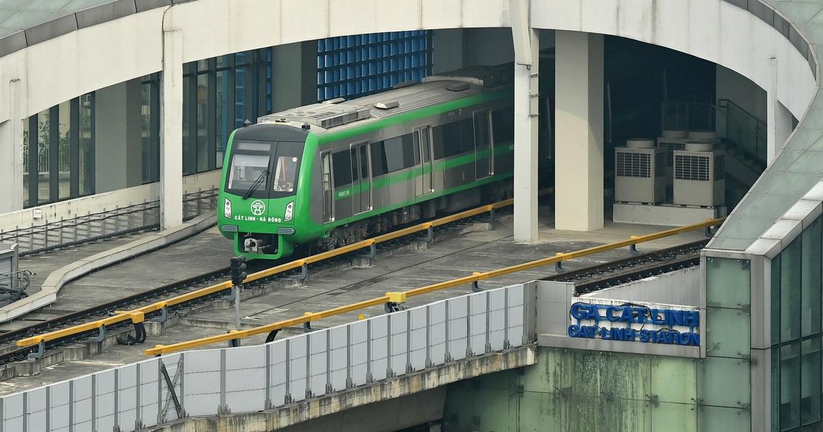 Doanh nghiệp Trung Quốc trúng gói thầu mới tại đường sắt Cát Linh - Hà Đông