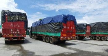 Vì sao hơn 3 tháng chưa kiểm đếm xong 100 xe hàng lậu Trung Quốc?