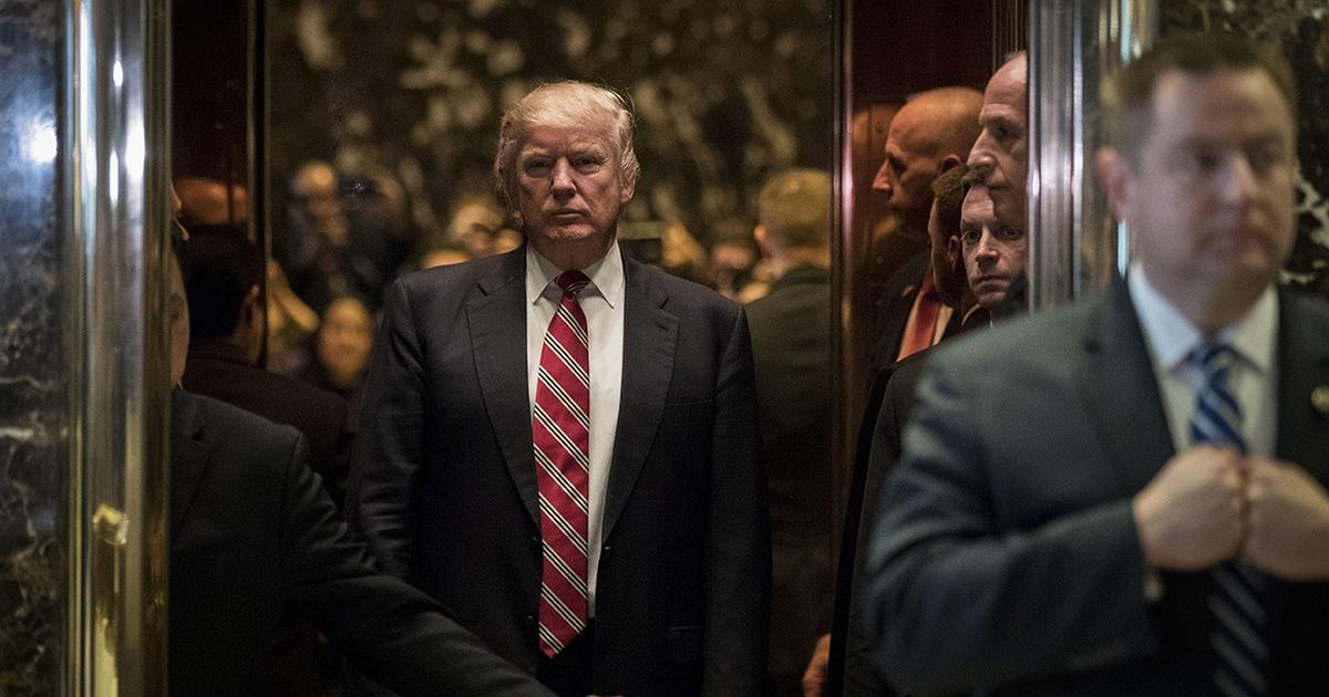 """Bốn năm làm Tổng thống, đế chế kinh doanh của ông Trump lỗ - lãi """"khủng"""""""