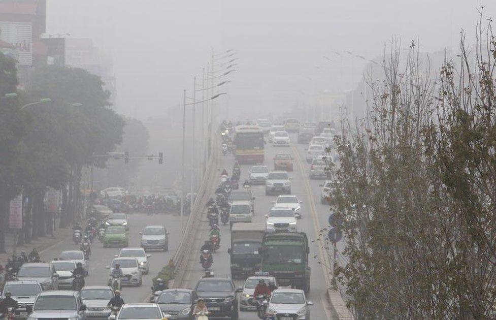 Thời tiết 10 ngày (24/1-2/2): Bắc Bộ sương mù, mưa nhỏ, trời rét đến rét đậm; Nam Bộ mưa rào, ngày nắng