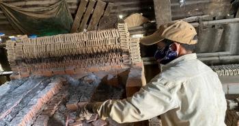 Độc đáo làng nghề truyền thống nặn ông Táo dịp cuối năm