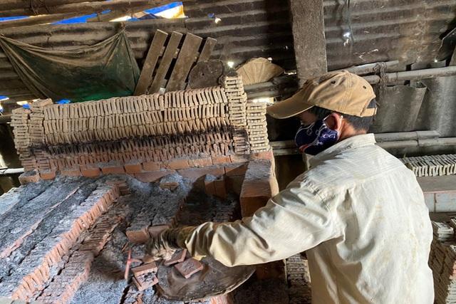 Độc đáo làng nghề truyền thống nặn ông Táo dịp cuối năm - 6