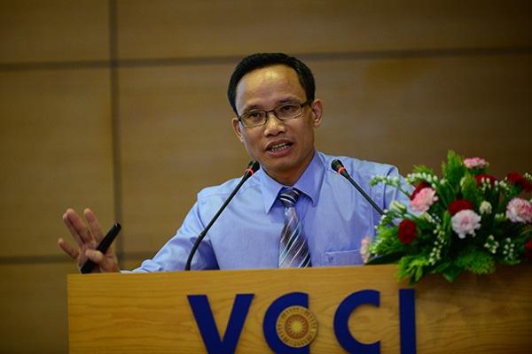 TS. Cấn Văn Lực, chuyên gia Kinh tế trưởng BIDV, Thành viên Hội đồng Tư vấn Chính sách Tài chính - Tiền tệ Quốc gia