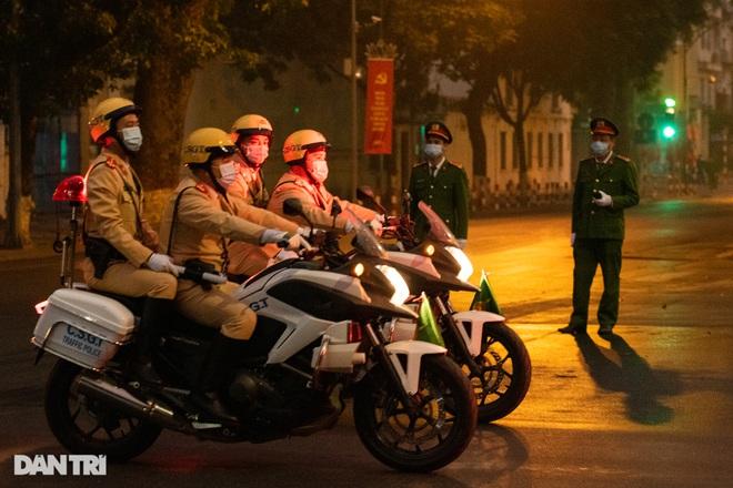 Các lực lượng đảm bảo an toàn tuyệt đối Đoàn đại biểu dự Đại hội Đảng XIII - 4