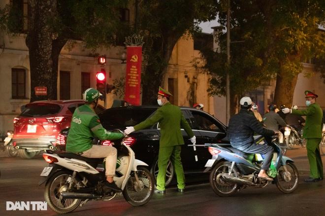 Các lực lượng đảm bảo an toàn tuyệt đối Đoàn đại biểu dự Đại hội Đảng XIII - 10