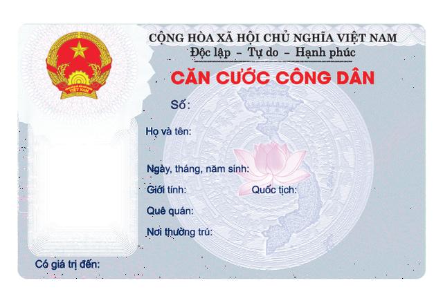 Dừng nhận hồ sơ cấp thẻ Căn cước công dân mã vạch và CMND 9 số - 2
