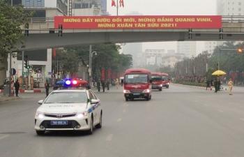 Kiểm tra, xử lý 7.587 trường hợp vi phạm trật tự an toàn giao thông đường bộ