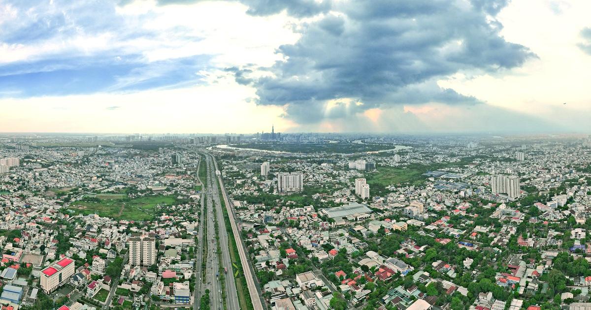 Thành phố Thủ Đức được chia thành 3 khu vực để quản lý