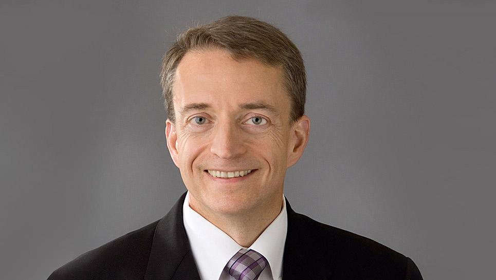 CEO mới của Intel - Pat Gelsinger.