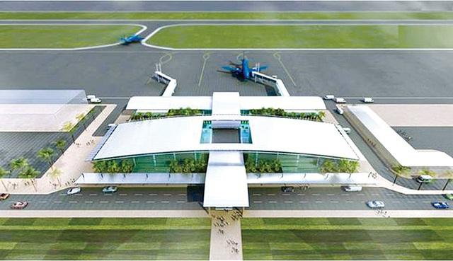 Lập hội đồng thẩm định báo cáo nghiên cứu tiền khả thi sân bay Sa Pa - 1