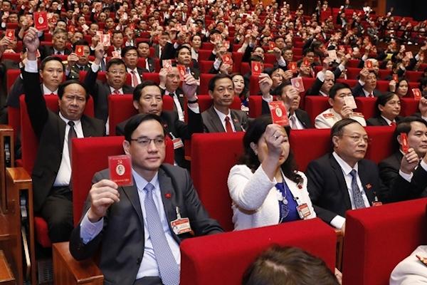 Ông Võ Quang Thuận – nguyên Chủ tịch Hội doanh nghiệp vừa và nhỏ tỉnh Bình Phước, Đại biểu HĐND tỉnh Bình Phước:p/Đại hội Đảng lần thứ XIII sẽ tạo ra những cơ chế mở, quyết sách đúng đắn để gỡ bỏ những vướng mắc đang kìm hãm sự phát triển của doanh nghiệp nói riêng và nền kinh tế nói chung.