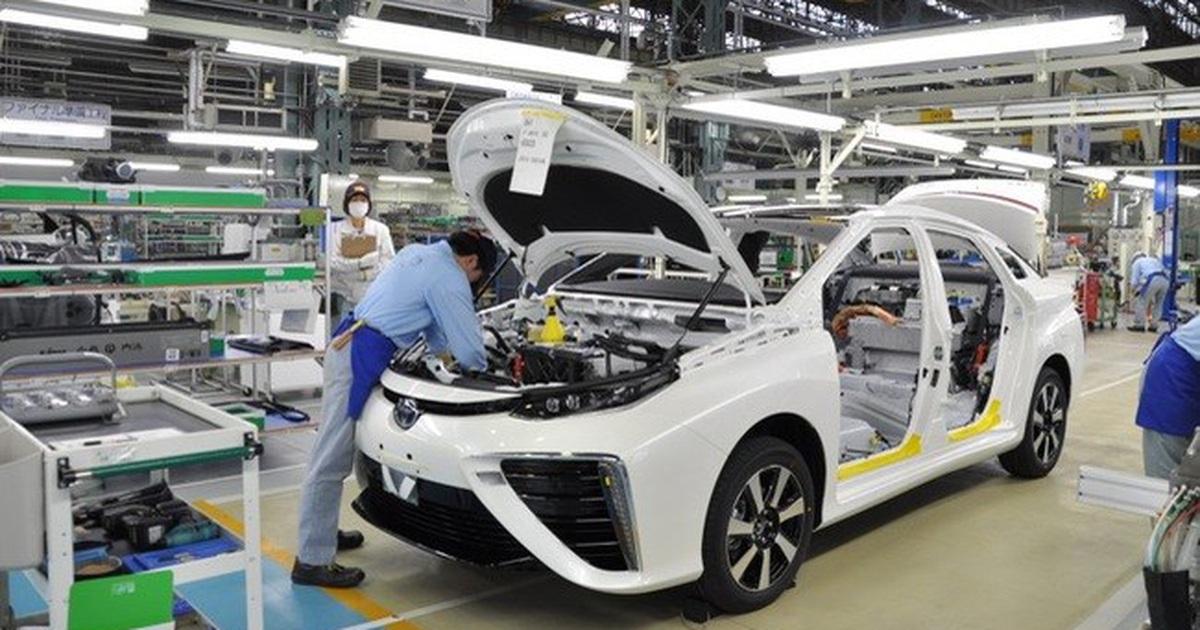 Thu nhập người Việt tăng nhanh, bùng nổ về nhu cầu mua ô tô trong tương lai