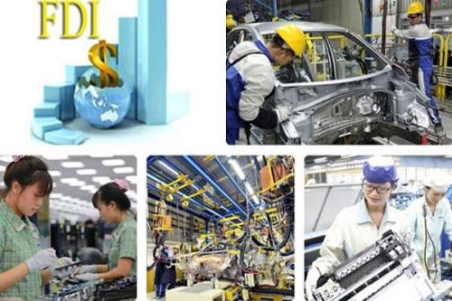 Việt Nam đứng thứ 19 thế giới về thu hút vốn FDI