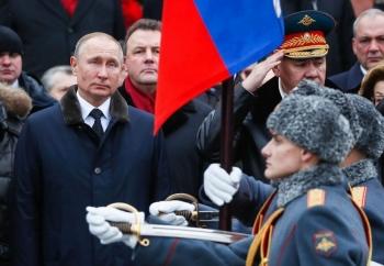 """Tin tức thế giới 24/2: Tổng thống Putin tuyên bố đã đưa """"vũ khí của tương lai"""" vào trực chiến"""
