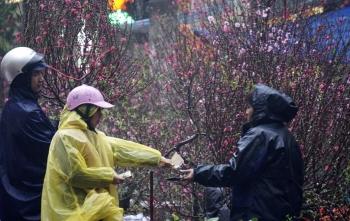 Thời tiết 10 ngày (1-10/2): Sau nhiều ngày mưa nhỏ, Bắc Bộ mưa dông, khả năng xảy ra lốc, sét, mưa đá