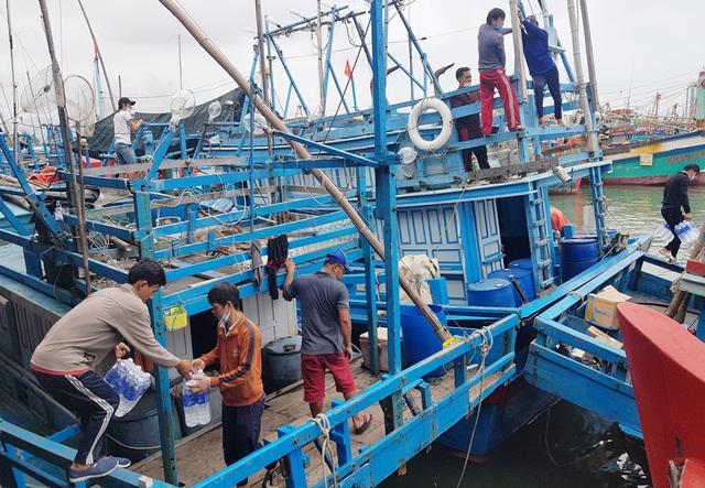 Khánh Hòa: Ngư dân bỏ Tết vươn Trường Sa, bám vụ cá ngừ đại dương - 3