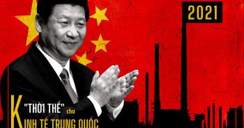 Thực chất kinh tế Trung Quốc đang đứng đâu trong cỗ máy kinh tế toàn cầu?