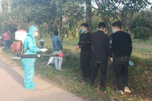 Bắt giữ 4 người Trung Quốc nhập cảnh trái phép, trốn kiểm tra y tế - 1