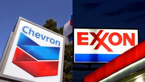"""ExxonMobil và Chevron trong """"cuộc sáp nhập sinh tồn""""!"""