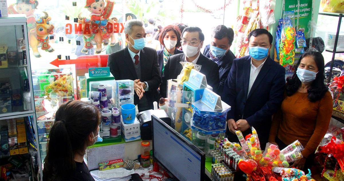 Chủ tịch Hà Nội Chu Ngọc Anh: Thành phố đi đúng hướng, không mất dấu F0