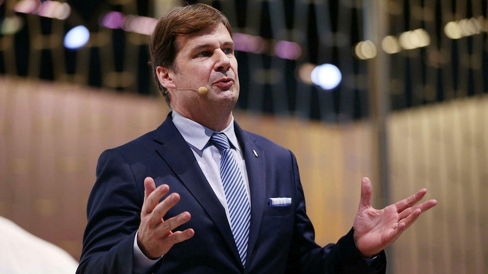 Jim Farley - Giám đốc điều hành của Ford Motor.