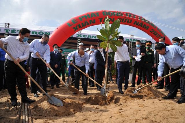 Thủ tướng: Trồng 1 tỷ cây xanh vì một Việt Nam xanh - 1