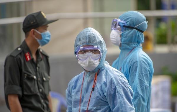 TP Hồ Chí Minh thông báo về 4 nhóm phải cách ly tập trung và xét nghiệm Covid-19