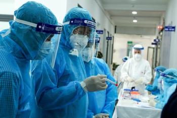 Hà Nội đã xét nghiệm cho 34.600 người về từ Hải Dương và các vùng dịch khác âm tính với SARS-CoV-2