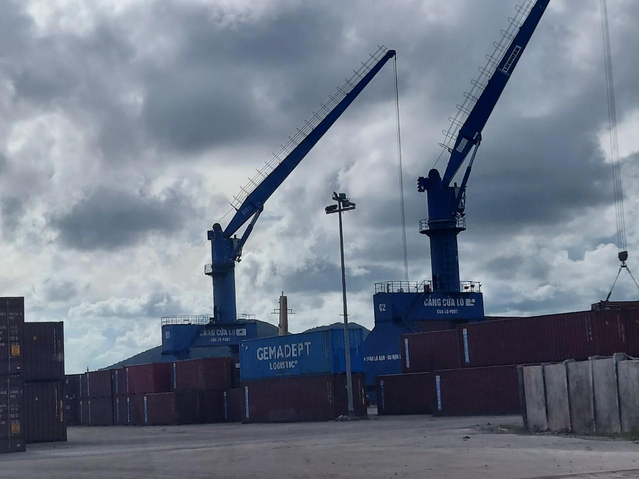Hạ tầng kỹ thuật phục vụ phát triển chuỗi logistics những năm gần đây đã được đầu tư nâng cấp nhưng vẫn chưa đồng bộ theo hướng hiện đại