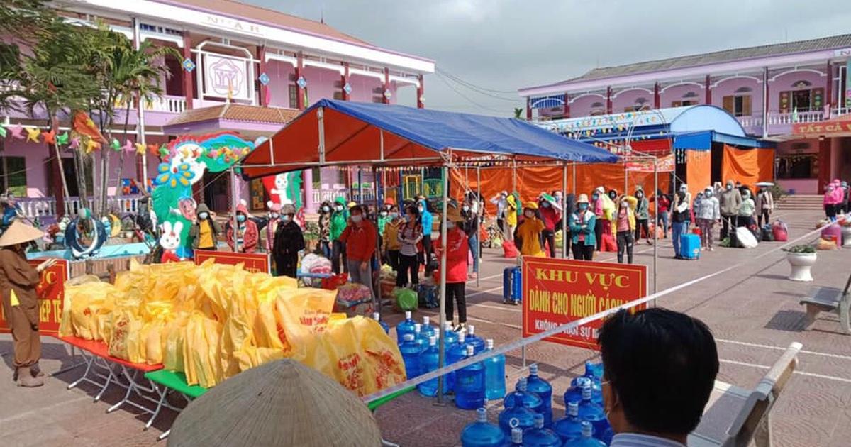Hải Dương phong tỏa 3 khu dân cư với hơn 7.000 dân