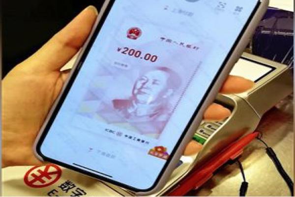 Đồng nhân dân tệ kỹ thuật số được tung ra vào thời điểm Trung Quốc đang cố gắng hạn chế độc quyền trong không gian thanh toán