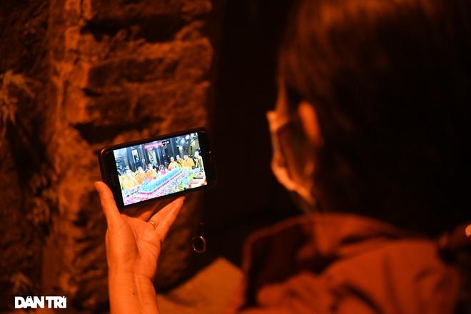 Lễ cầu an online chùa Phúc Khánh: Một mình giữa đường cúng dường chư Phật - 13