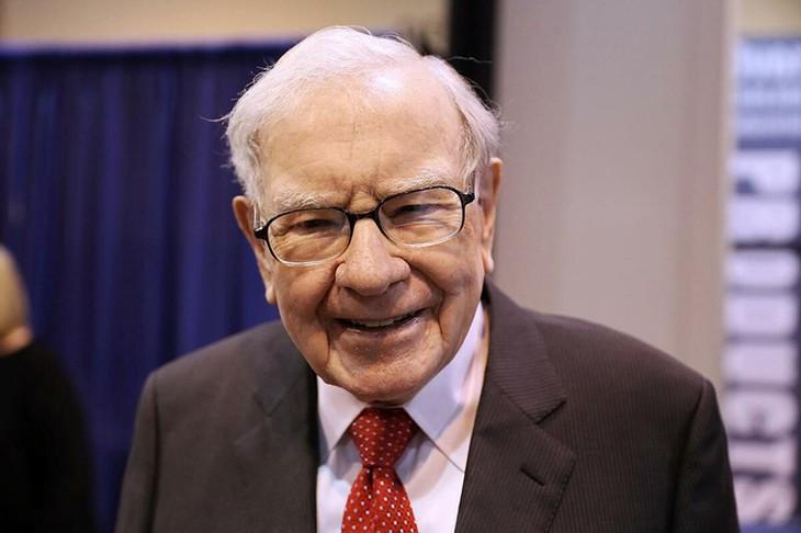 Tỷ phú Warren Buffett. Ảnh Reuters.