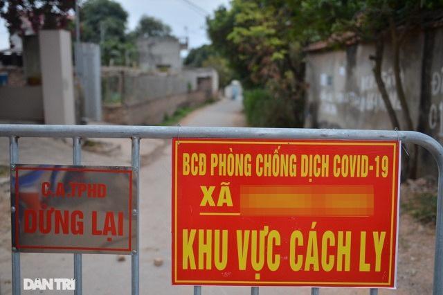 Hải Dương: Cách ly y tế hơn 7.000 dân tại ổ dịch Kim Đính huyện Kim Thành - 1