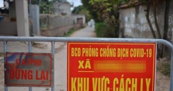 """Hải Dương: Cách ly y tế hơn 7.000 dân tại """"ổ dịch"""" Kim Đính huyện Kim Thành"""