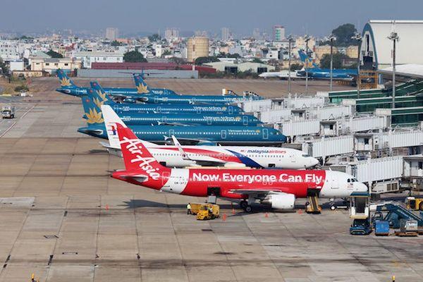 ngành hàng không toàn cầu có thể sẽ còn phải