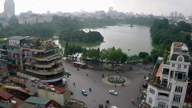 Hà Nội sẽ giảm hơn 200.000 dân ở 4 quận nội thành - 1